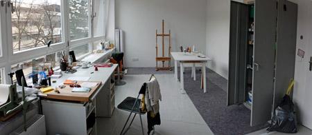 Atelier Streitfeldstrasse